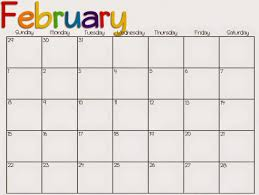 Printable Calendar, Calendar 2017, February Calendar 2017, Latest Printable Calendar2017