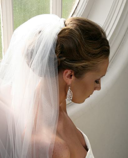 Wedding Hairstyle With Veil: New Haircut Hairstyle Trends: Wedding Hairstyles With Veils