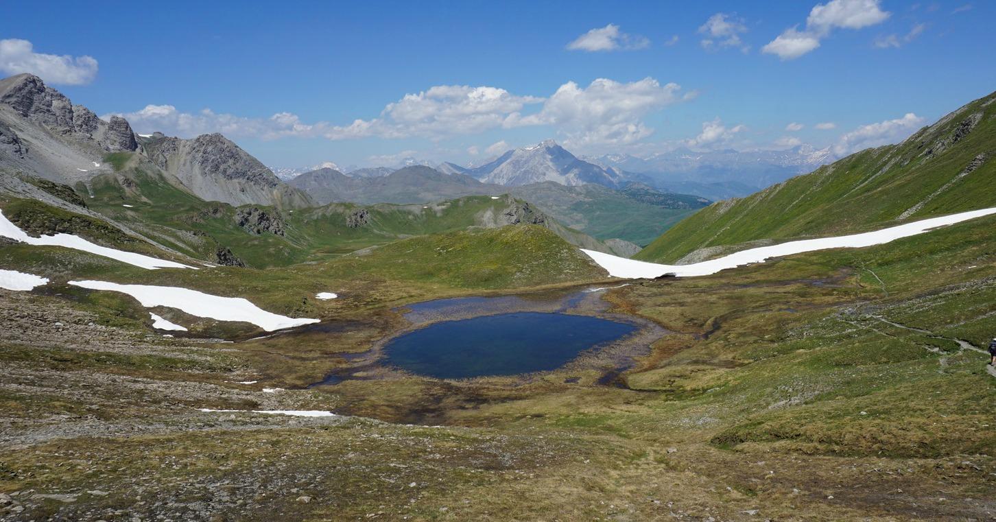 Lac des Maits 2563m