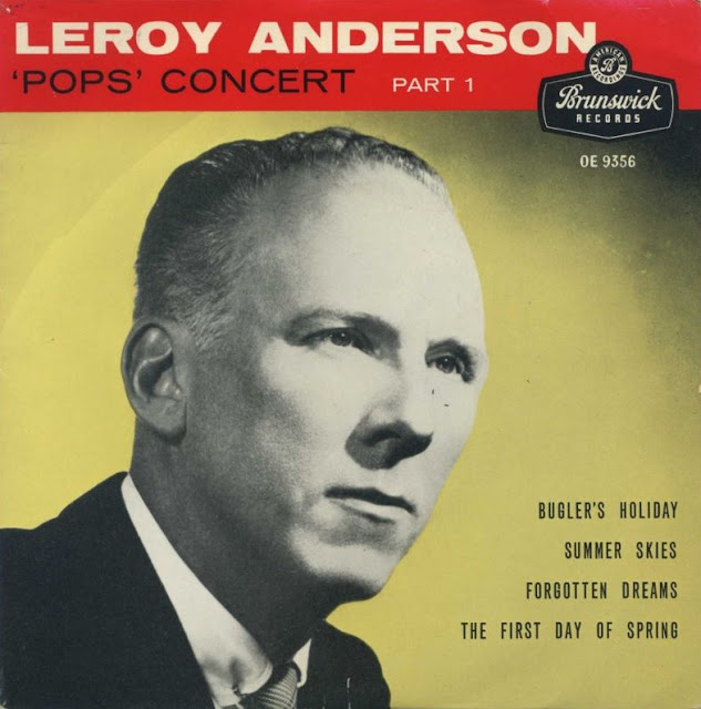 Miss Jacobson's Music: Leroy Anderson