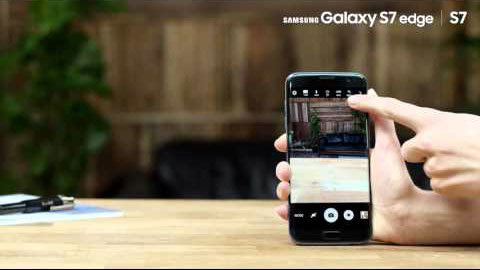 Samsung Galaxy S7   How to use the camera : professional tips