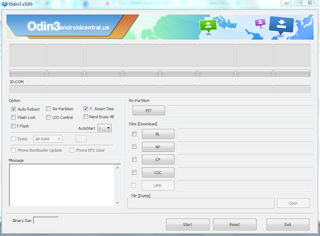 Download Odin tool (All versions)