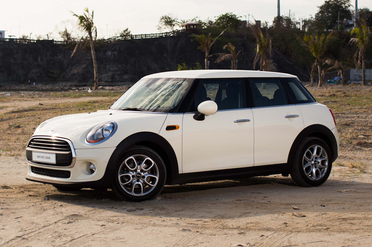 Mini Philippines Negates Effect Of Excise Tax With New Mini One