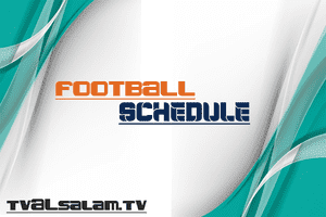 Complete Football Schedule