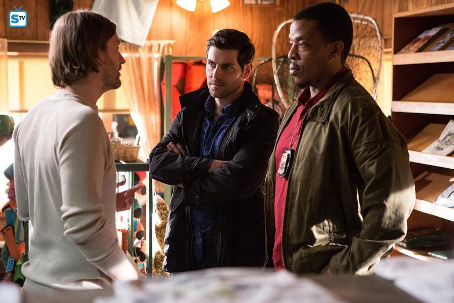 Grimm - A Reptile Dysfunction - Review