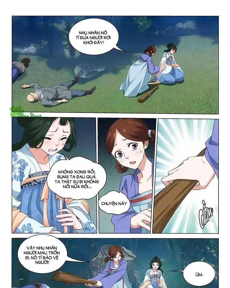 Vương Gia ! Không Nên A ! Chapter 254 - Trang 1