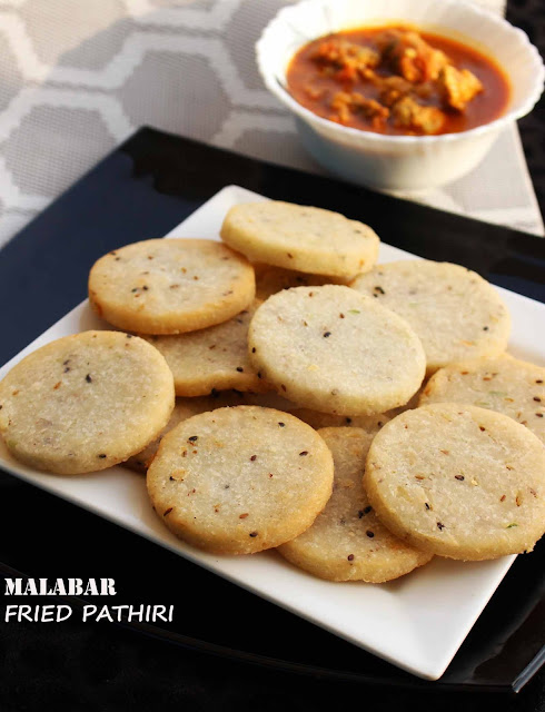 malabar recipes fried pathiri yenna pathiri neyy pathiri poricha pathiri malabar vibhavangal