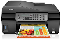 Epson WorkForce Pro WP-4590 Driver Download
