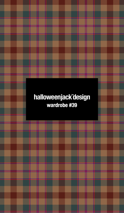 TARTAN CHECK COLLECTION #39