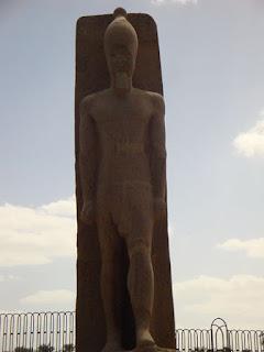 Estátua de Ramsés II