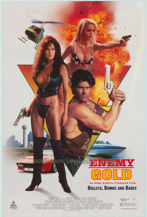 Enemy Gold movie