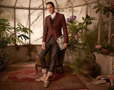 Gucci, tailoring, sartorial, Suits and Shirts, Roch Barbot, lookbook, moda hombre, Fall 2016, Christopher Simmonds, Glen Luchford,