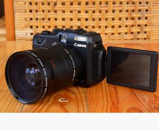 Jual Canon G12 Bekas