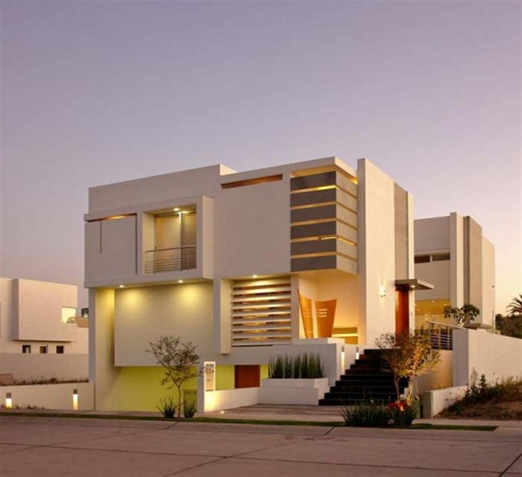 Home Interior Designs  Exterior  Appearance Of Luxury Homes