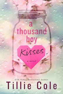 A Thousand Boy Kisses by Tillie Cole | cover love