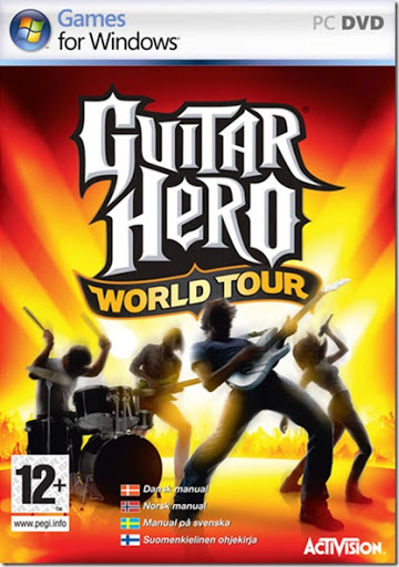 Guitar Hero World Tour PC Full Español ISO