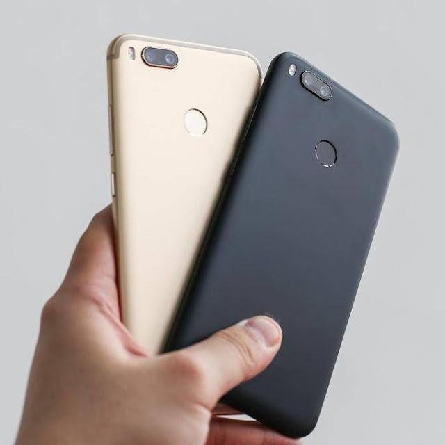 Smartphone Xiaomi Mi 5X Dengan Spesifikasi Penuh