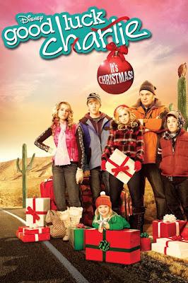 Good Luck Charlie, It's Christmas! Poster