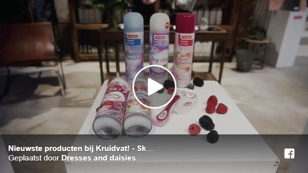 Nieuwste producten bij Kruidvat! | Skin- & suncare (video)