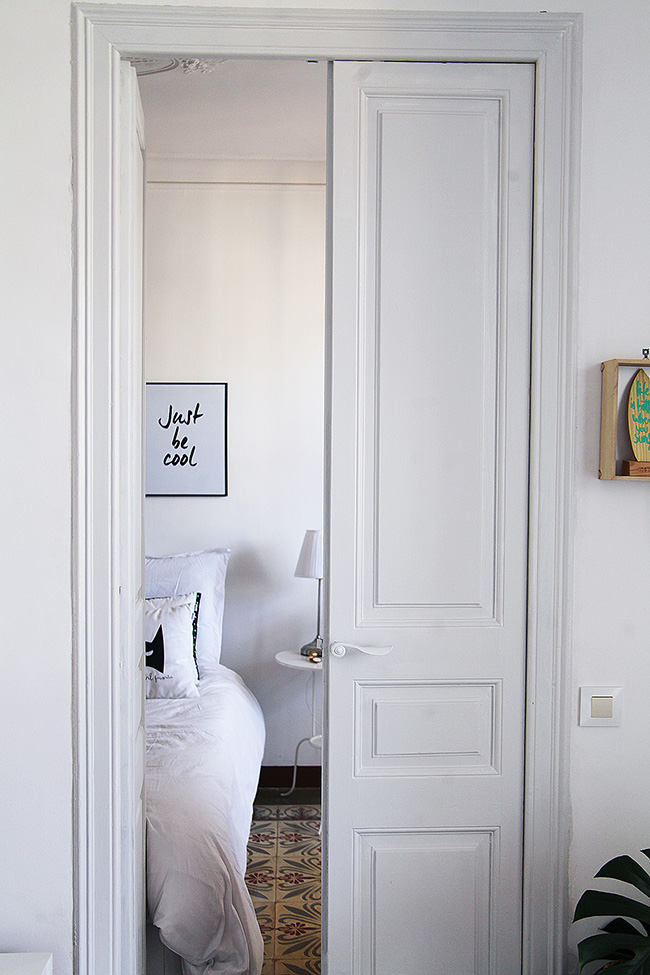 Crea decora recicla by all washi tape autentico chalk for Pintar puertas