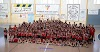 El Pavelló del Genovés s'ompli de bàsquet en la presentació del CB Genovés