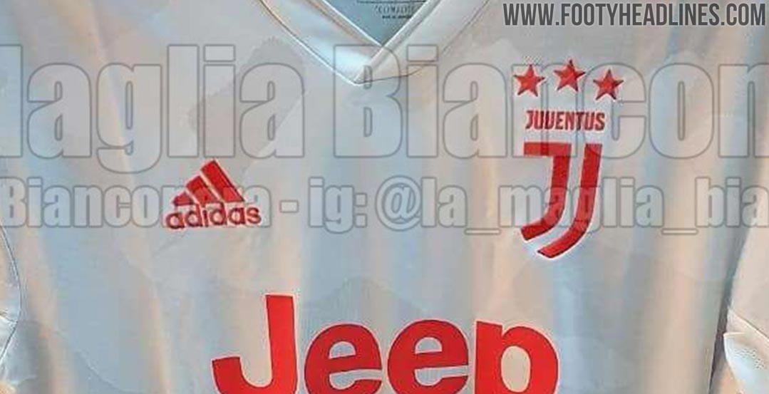 new arrivals f73cf a419f Juventus 19-20 Home, Away & Third Kits Leaked / Released ...