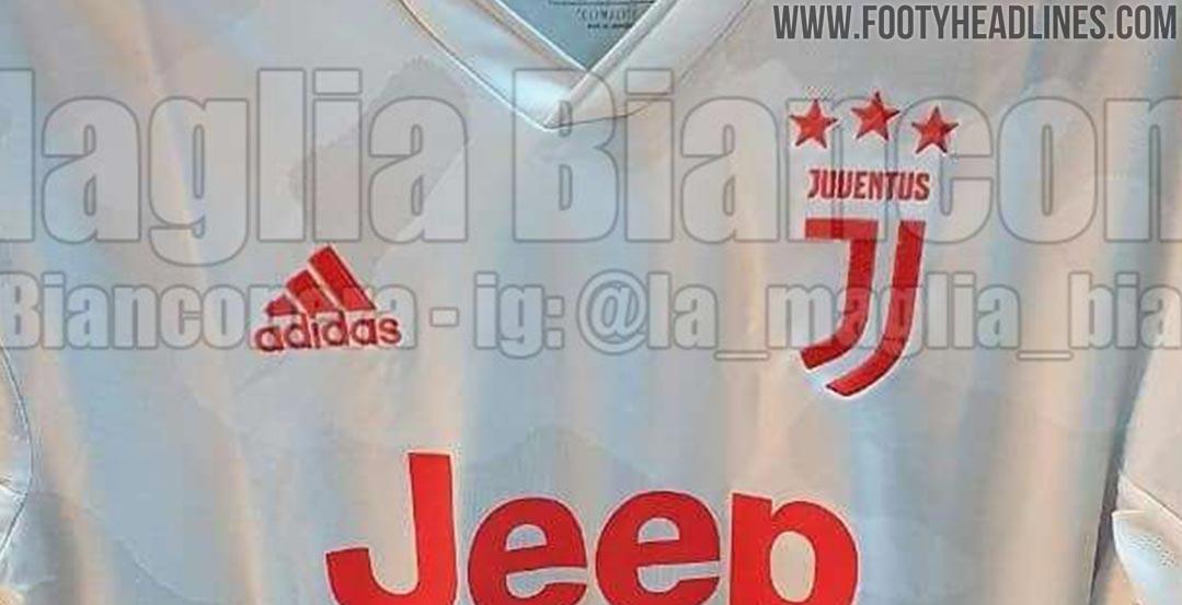 Juventus 19 20 Home Away Third Kits Leaked Released Footy Headlines