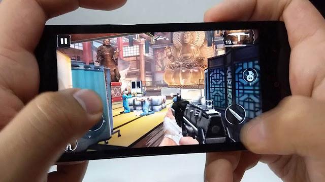 Cara mengatasi Android yang lemot  saat bermain Game