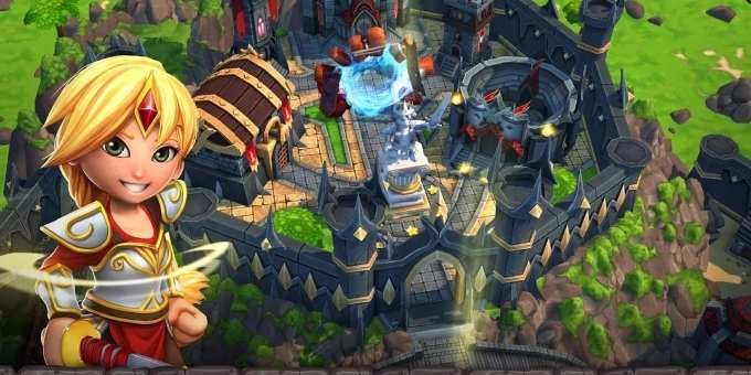 Top Five Best Tower Defense Games Android 2018 Reddit - Circus