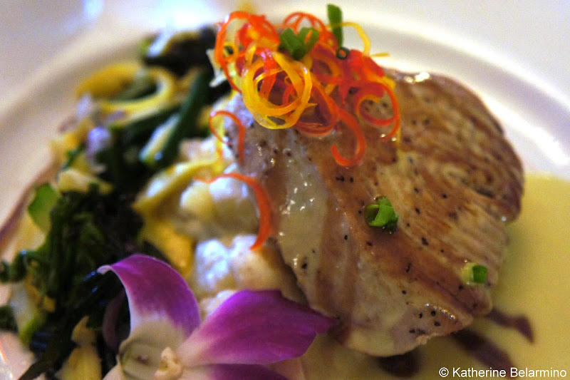 Gaylord's Seared Ahi and Breadfruit Tasting Kauai Food Tour Hawaii