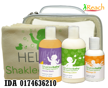 CLICK TO ORDER SHAKLEE BABY SET