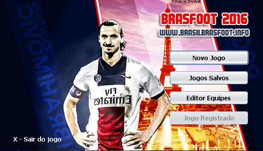 Skin do Zlatan Ibrahimović para Brasfoot 2016