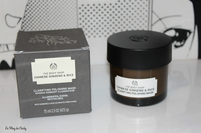 MASQUE THE BODY SHOP