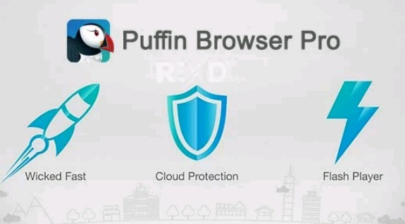 PUFFIN BROWSER VPN APK - Puffin Browser - The magic is in