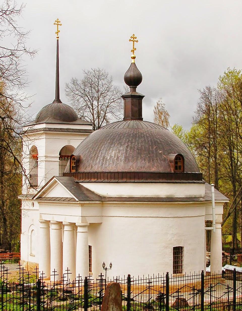 Сергиев Посад, Клементьевка, Свято-Духовская церковь