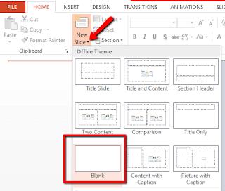 Cara Mudah Memasukan Video ke dalam Presentasi PowerPoint 2013