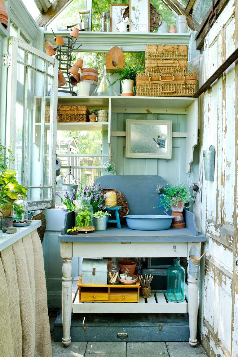 Home Amp Garden 3 Cabanes De Jardin Qui Font R 234 Ver Et 6