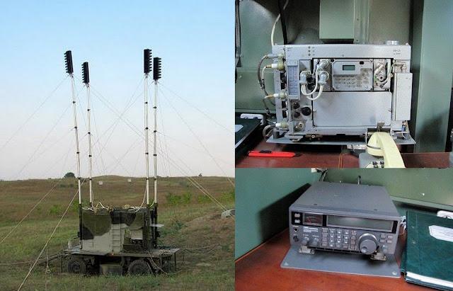 """Image Attribute: """"Zhitel"""" (R-330Zh) System"""