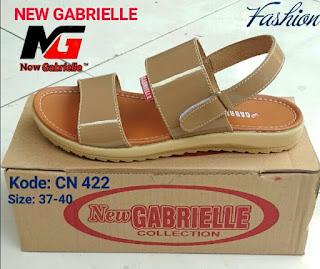 NewGabrielle sandal cewek terkini 25