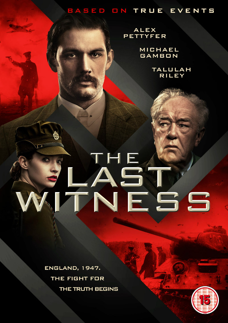 THE LAST WITNESS dvd