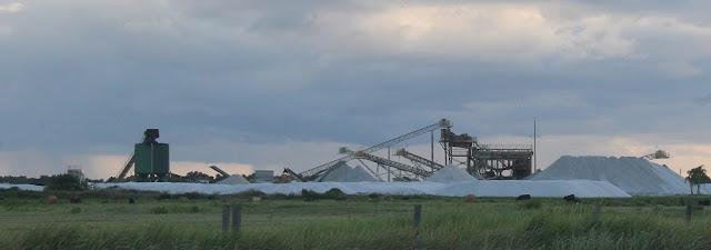 Minas de fosfato