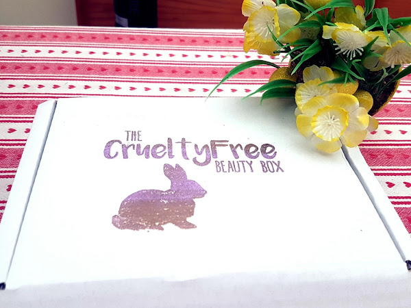 The Cruelty Free Beauty Box: April