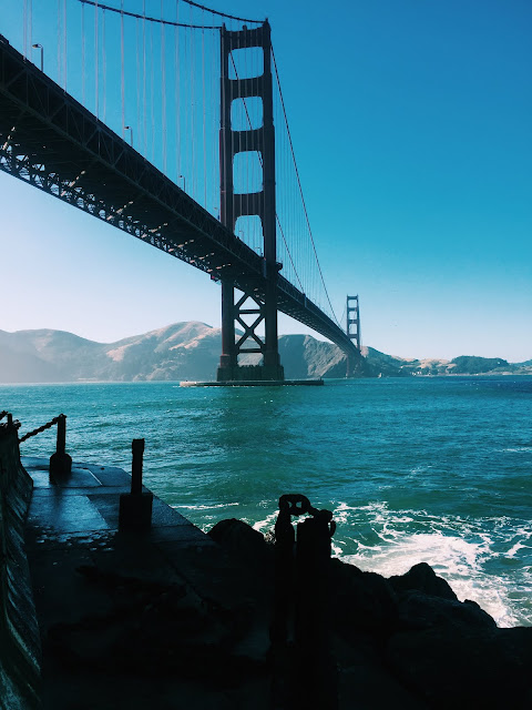 Northern California Travel Diary