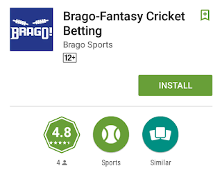 Brago Mobile Apps