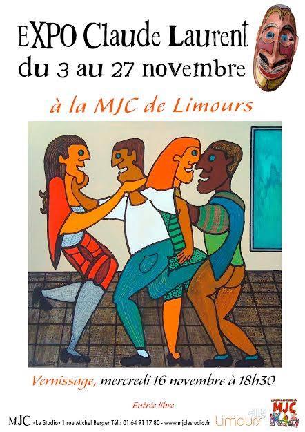 Exposition CLAUDE LAURENT à Limours