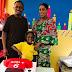 Photos: Nigerian rapper, Naeto C celebrates the 6th birthday of his first son, Marobichukwu Chikwe