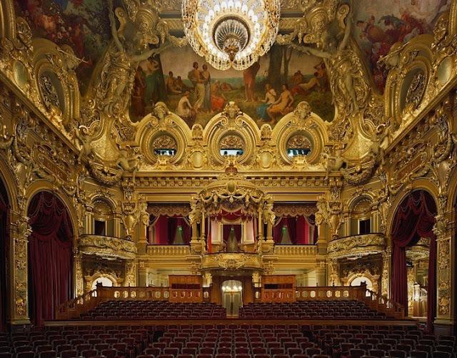 Teatro di San Carlo, Naples, Italia