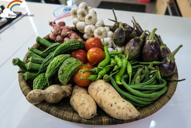 Philippine vegetables