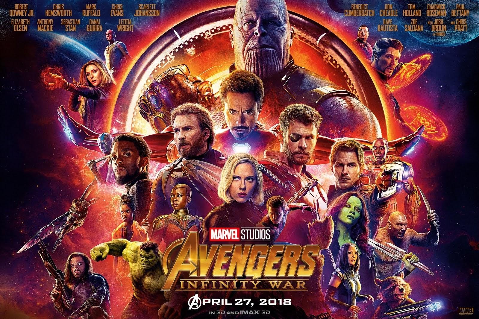 復仇者聯盟3 Image: 【貓爺堂電影欣賞】復仇者聯盟3:無限之戰(Avengers: Infinity War):選擇與代價