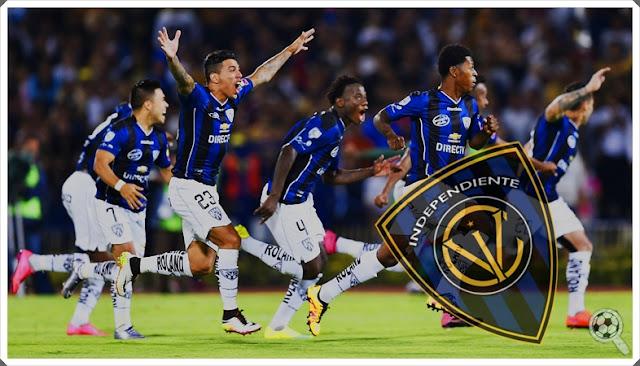 Independiente Del Valle Libertadores Penalty Kicks